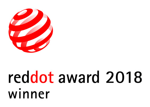 Idealrain EVO JET Diamond remporte le Red Dot Design Award