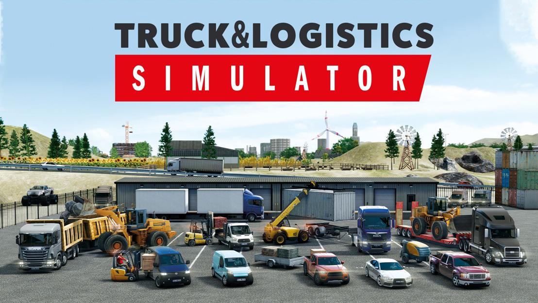 Release-Datum steht fest: Truck & Logistics Simulator für PC und Nintendo Switch