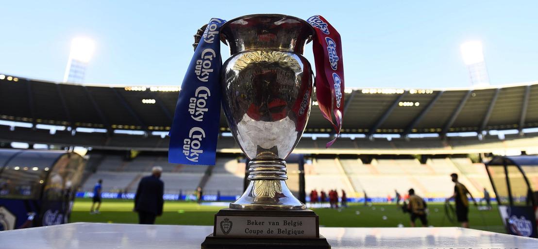 KALENDER VAN DE EERSTE RONDES IN DE CROKY CUP 2021-2022