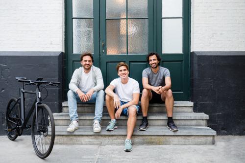 Cowboy, la start-up belge de vélos électriques lève 10 millions d'euros en Série A