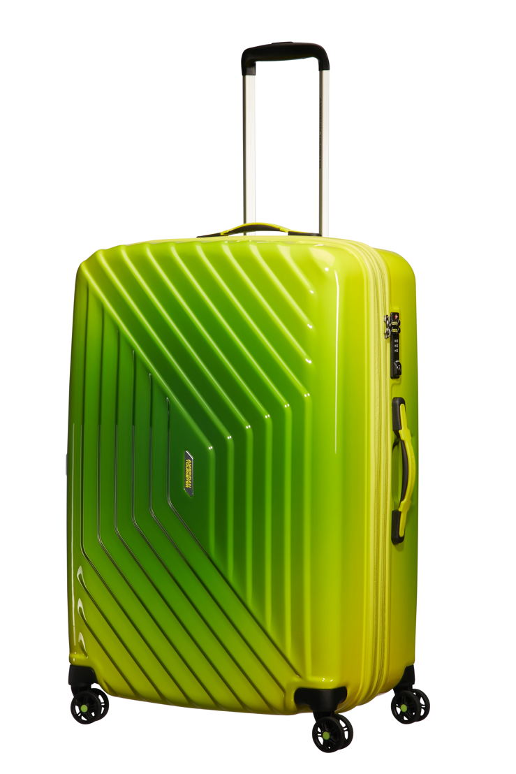 American Tourister - Air Force 1 Gradient - Gradient Yellow