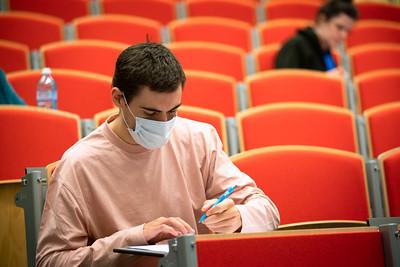 COVID heeft geen invloed op examenresultaten VUB