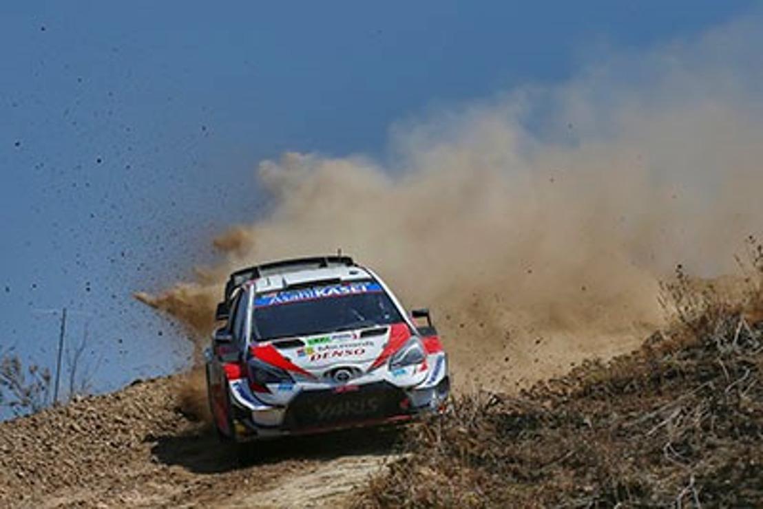 WRC Rally Estonia Preview - TOYOTA GAZOO Racing keen to resume winning ways as WRC restarts