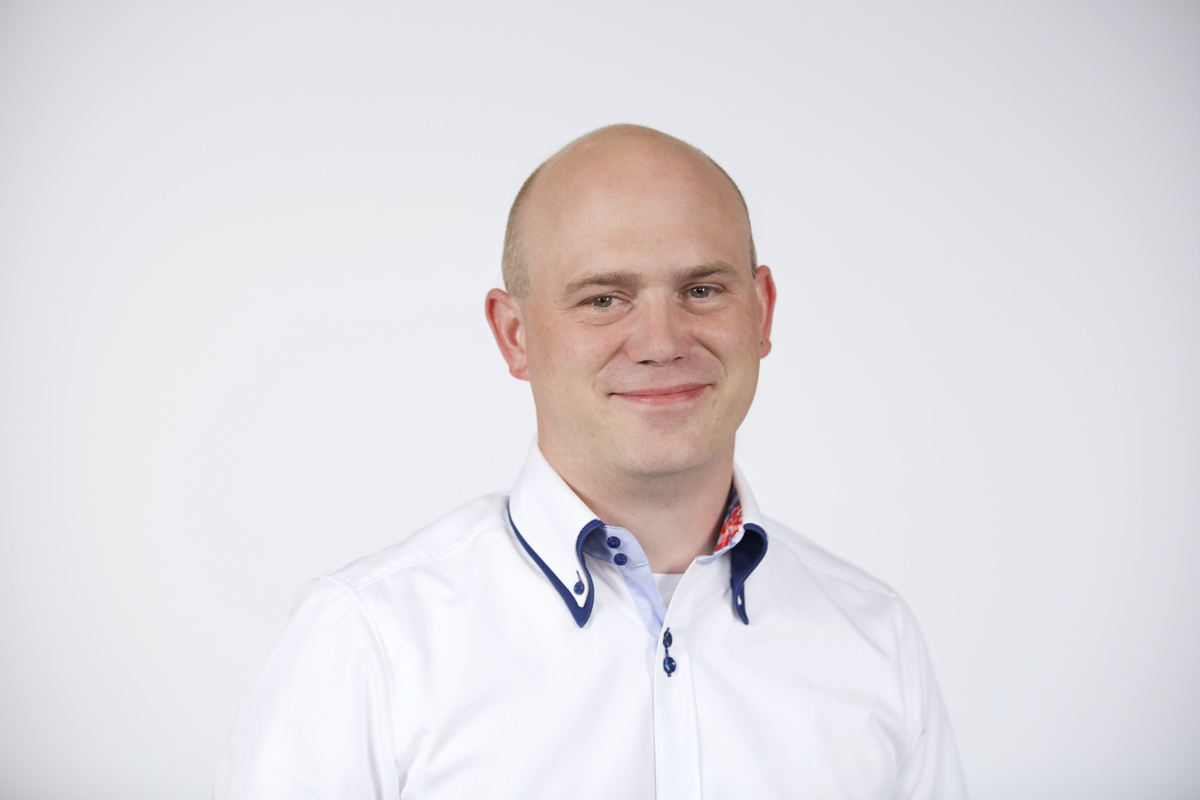 Christoph Eppert, ISE project manager for Sennheiser from 2012 to 2015. At ISE 2020, Christoph is responsible for the technical set-up. He will not miss the wet and cold February weather in Amsterdam. From 2021 on, the ISE will take place in Barcelona.