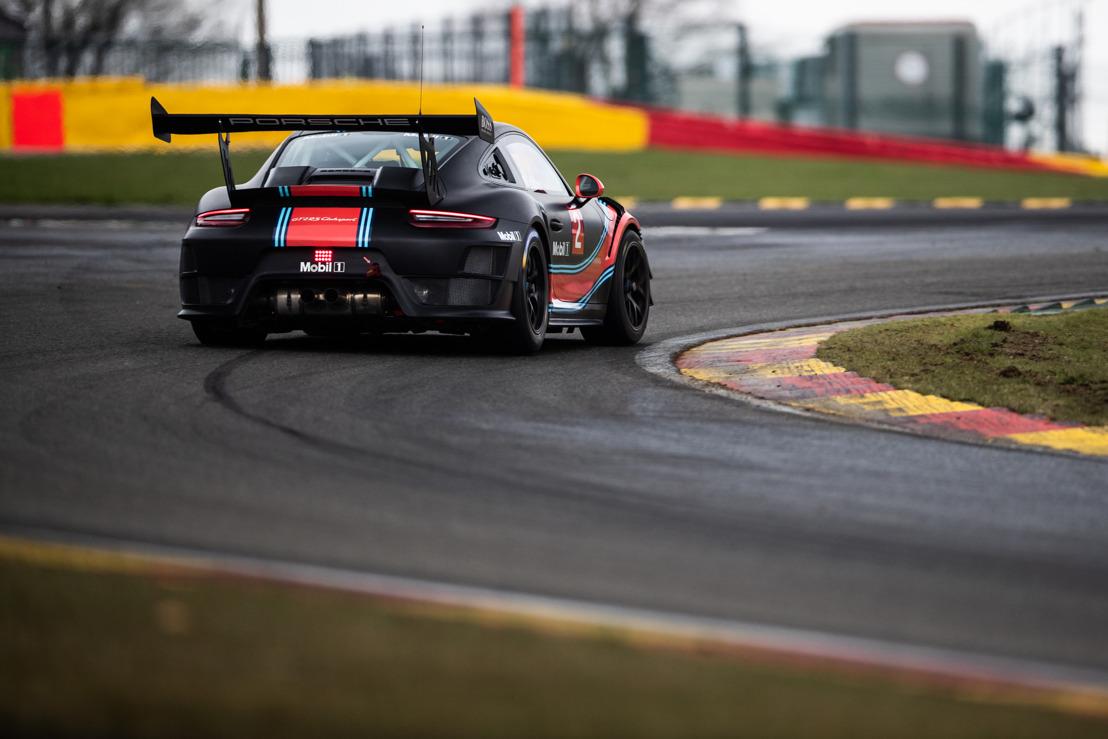 Une journée à la gloire de Porsche et de la Porsche Carrera Cup Benelux