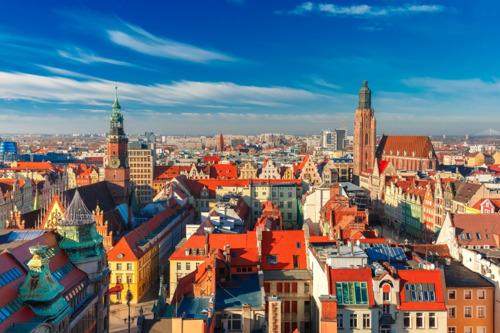 Która dzielnica Wrocławia jest najatrakcyjniejsza?