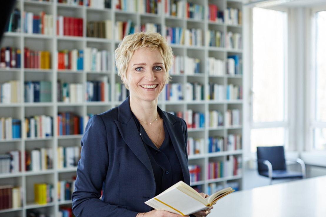 Nina Hugendubel wird künftig auch das Digitalgeschäft verantworten.