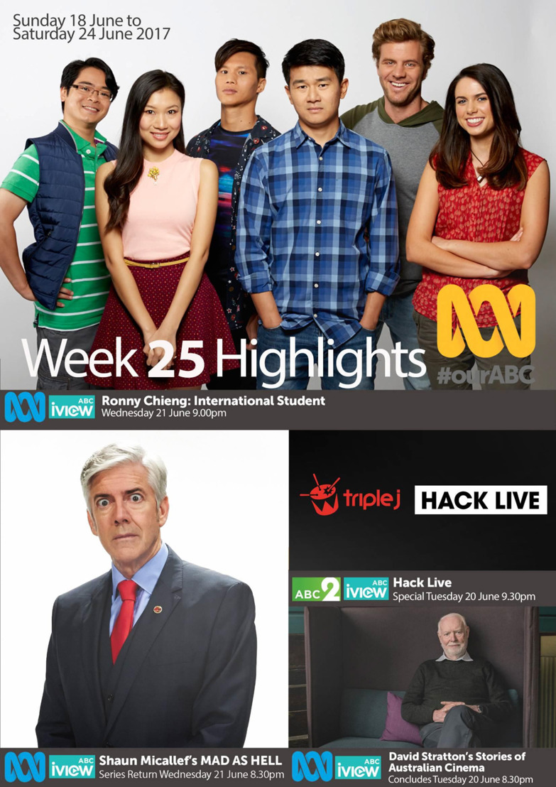 ABC Program Highlights - Week 25