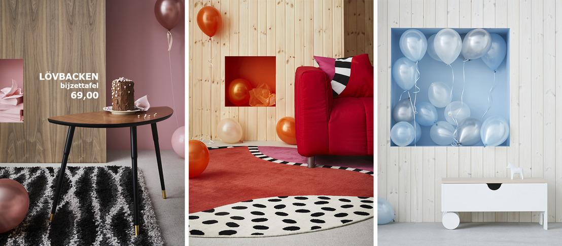 IKEA viert 75ste verjaardag
