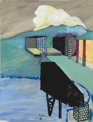 Preview: Art on Paper: The Brussels Contemporary Drawing Fair at BOZAR
