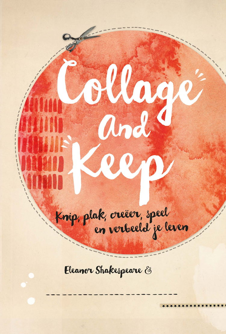 Cover 'Collage and Keep'