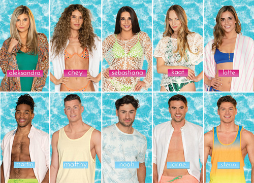 Looking for love: Dit zijn de Islanders van 'Love Island 2019'