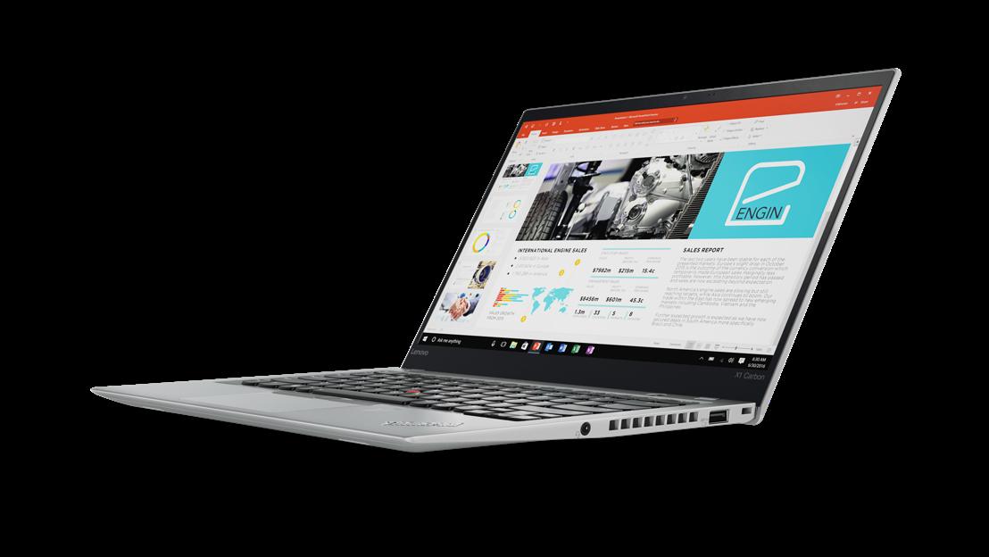 Lenovo X1 Carbon 2017