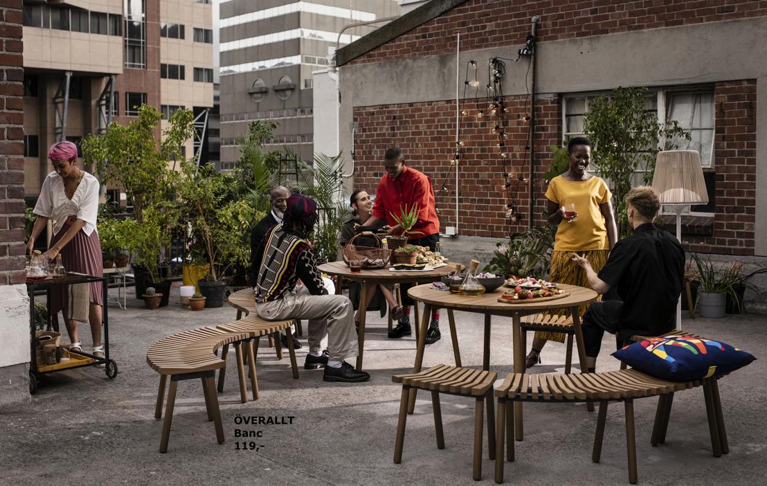 IKEA et le collectif de design africain repoussent les limites avec ÖVERALLT