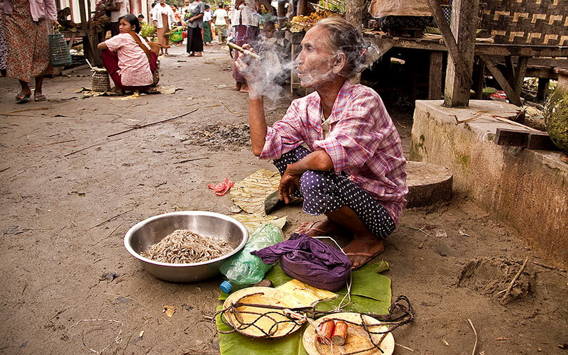 Myanmar_Kalaw Market