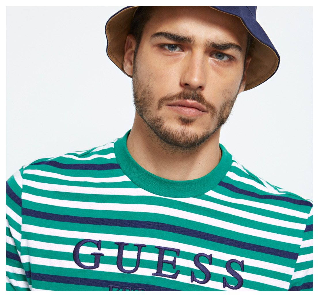 GUESS Men SS19: Campaign Images