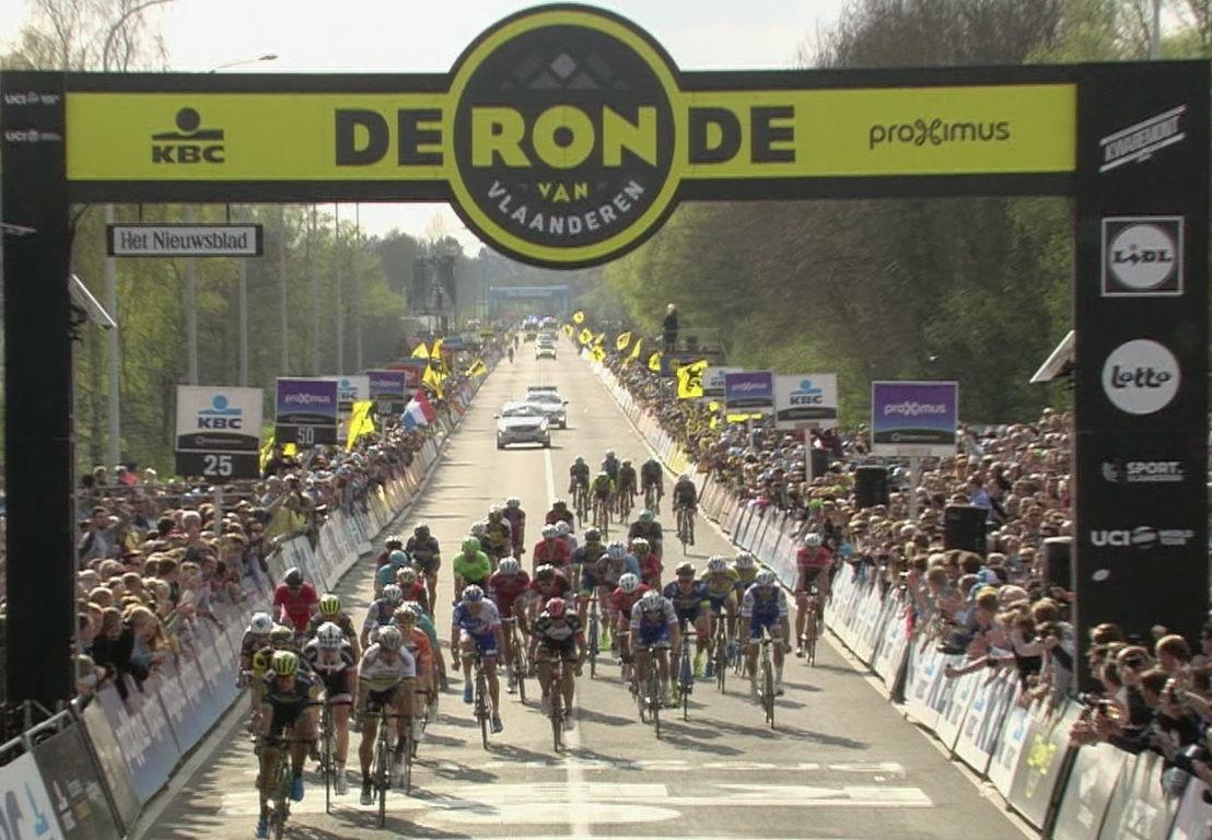 De Ronde van Vlaanderen - (c) VRT