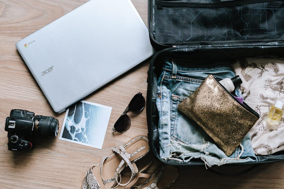 Los básicos que no pueden faltar en la maleta de un nómada digital