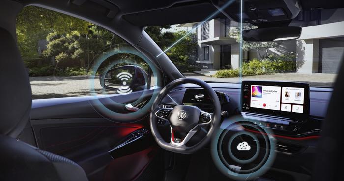 Nieuwe functies en meer comfort: Volkswagen lanceert Over-the-Air updates voor de ID. Familie