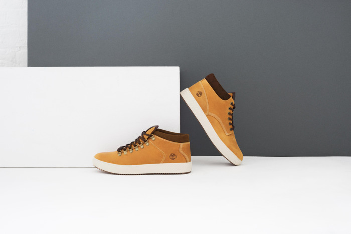 Timberland expands its AeroCore offerings to include the casual urban Cityroam