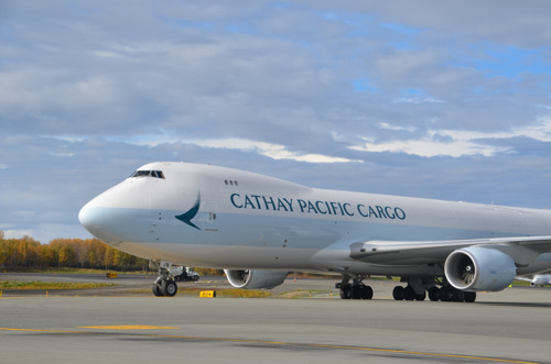 Cathay Pacific and Lufthansa Cargo expand JBA to include belly space