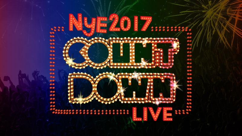 Countdown Live NYE 2017