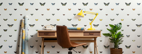 Wallpaper collection inspired by Wes Anderson movies