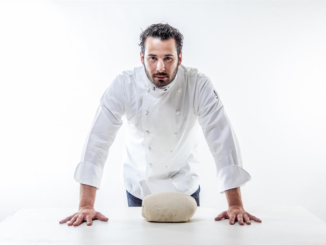 Pastry Chef Andrea Tortora, St. Hubertus**