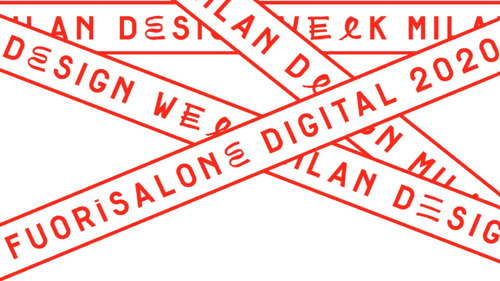 Belgium is Design at the FuoriSalone Digital (16 - 21 June 2020)