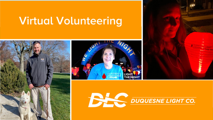 Preview: Duquesne Light Employees Give Back Through Virtual Volunteering