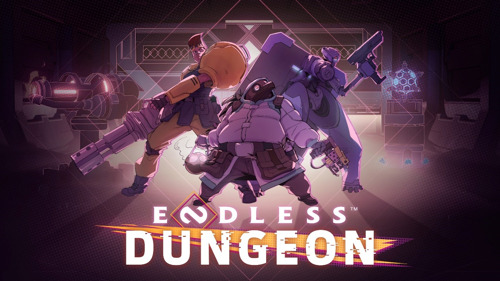 BUCKLE UP AND GET READY TO FACE THE ENDLESS DUNGEON
