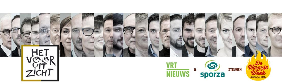 27 VRT-journalisten geven vooruitzicht op 2016