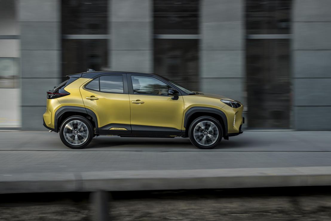 Toyota fête 50 ans de production européenne