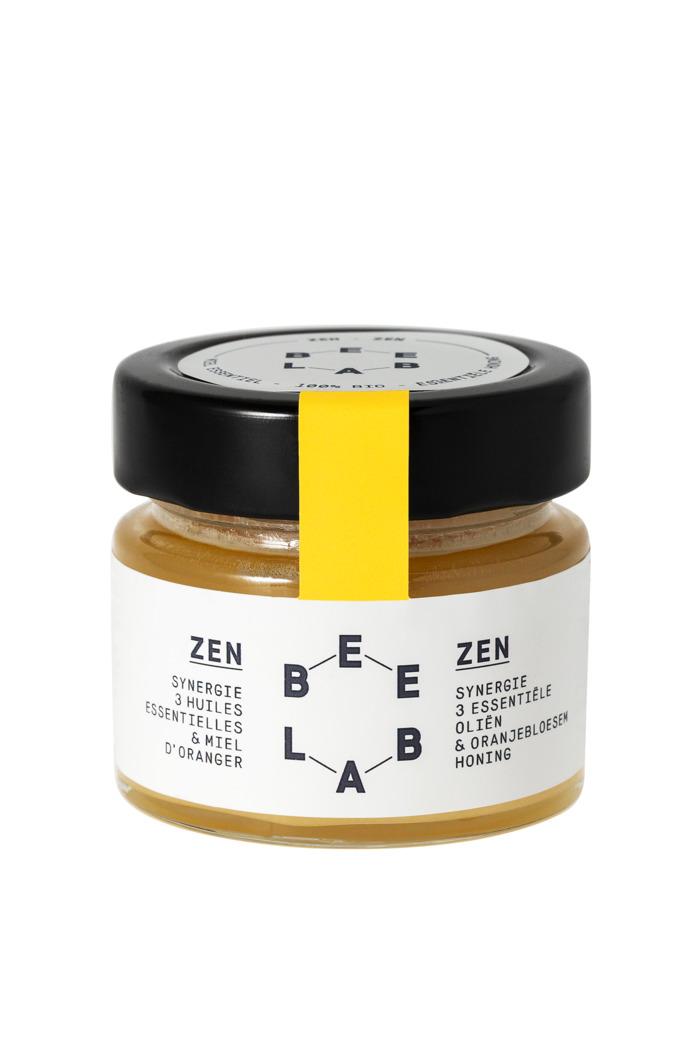 ZEN, de essentiële anti-stress honing van Beelab