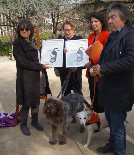 GAIA remet ses notes finales aux ministres du Bien-être animal