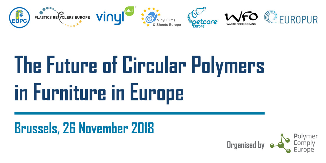 Circular Polymers in Furniture Conference