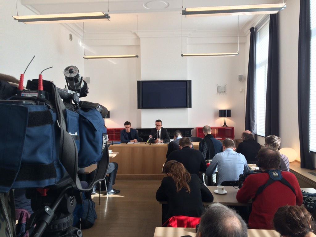 Conférence de presse plan taxi 27/02/2015