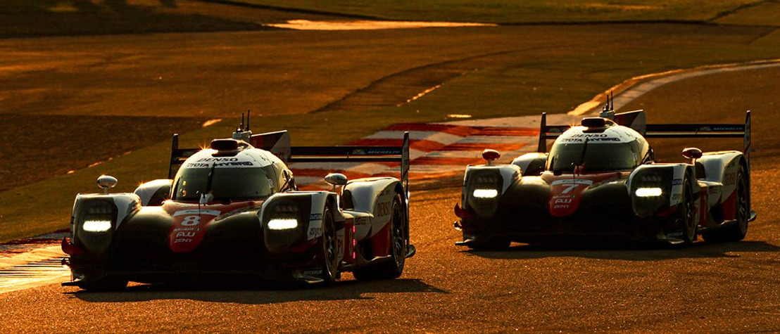 TOYOTA GAZOO RACING BACK IN BAHRAIN FOR WEC 8HRS