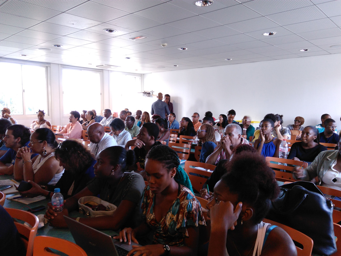Full House for the Study Day on the Accession of Guadeloupe to the OECS!
