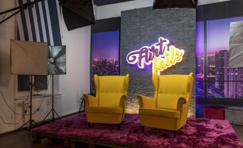 Bullshit TV: Mit Sennheiser erfolgreich auf Sendung