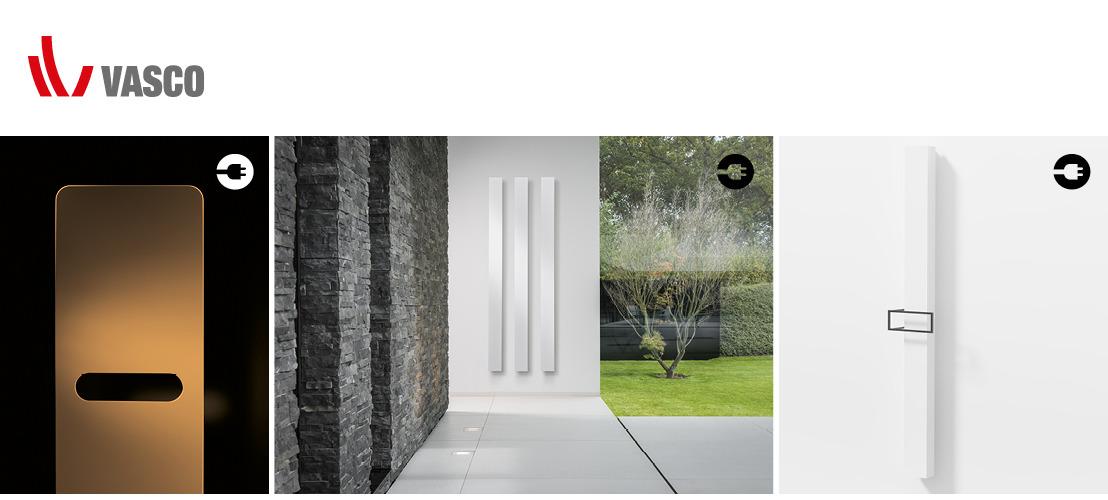 Extension de la gamme de radiateurs design électriques