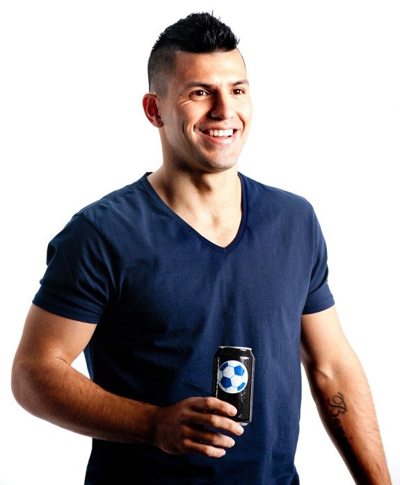 Sergio Aguero - Pepsi MAX Blue Card Campaign