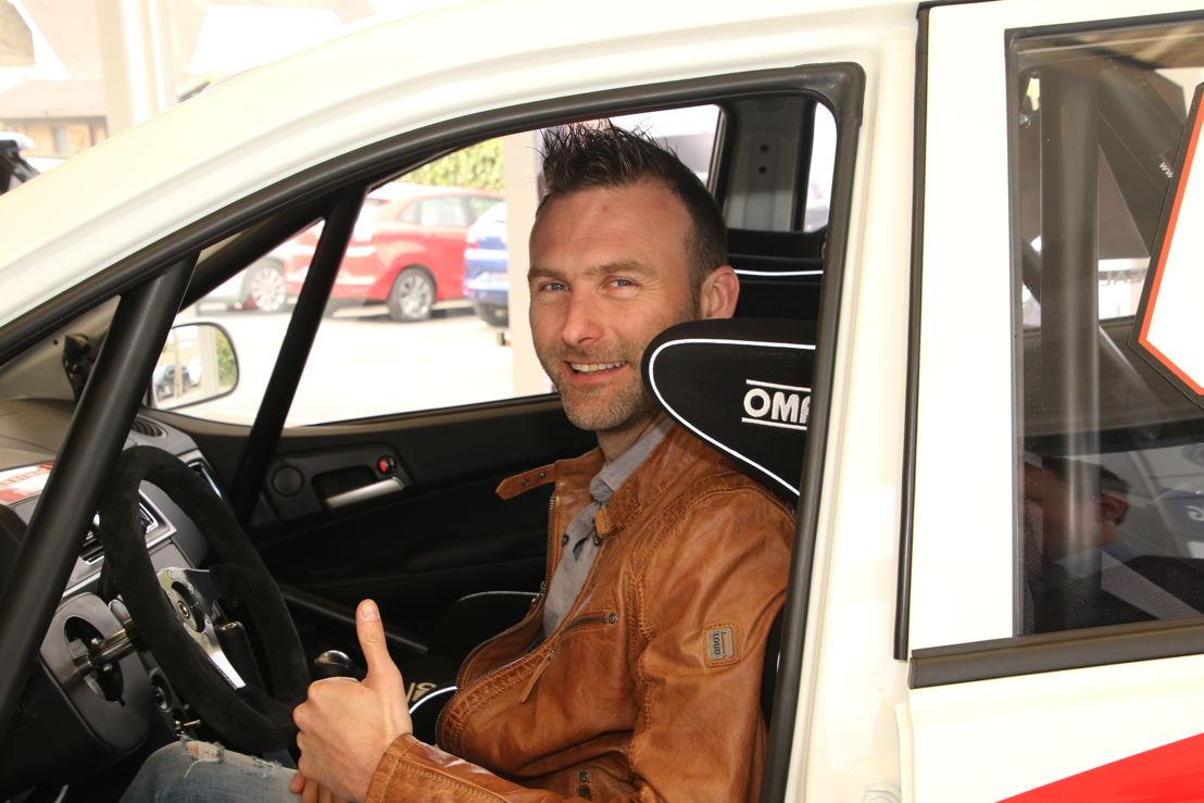 Vincent Verschueren_Dealer SsangYong Bossaert (Car Nr.3)_Round #3 Ladbrokes SRX Cup Mettet 12-13/05/2017