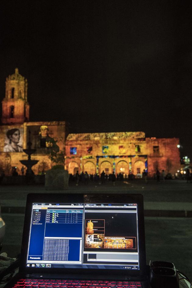 Software para ajuste de mapping