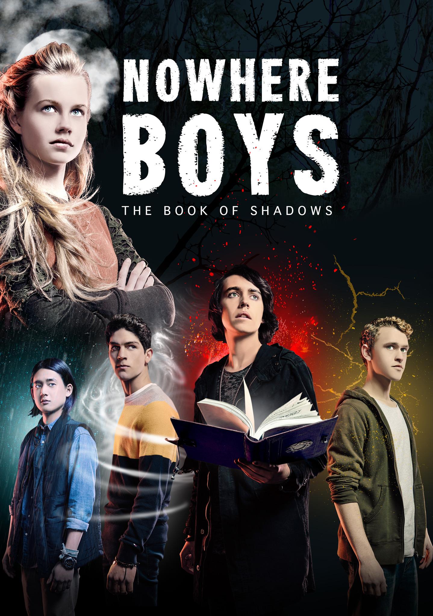 Nowhere Boy Serie
