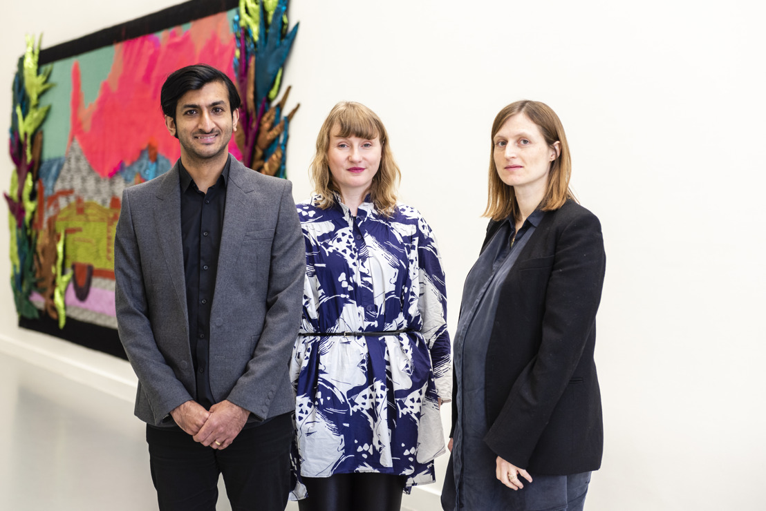 The Museum of Contemporary Art Antwerp (M HKA) announces its New Artistic Team