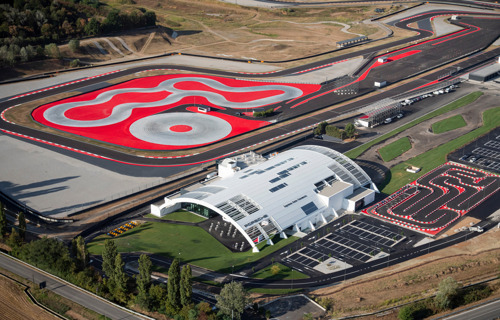 Eighth Porsche Experience Center worldwide opens in Italy