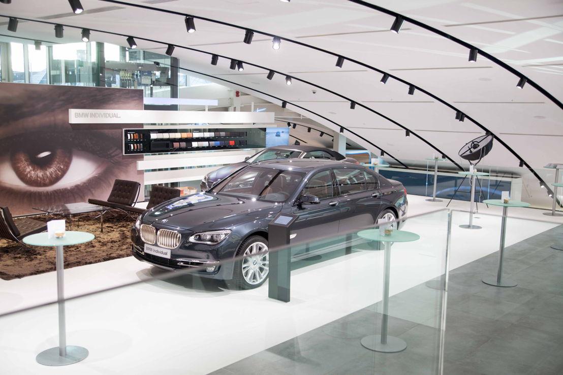 BMW Brand Store Brussels