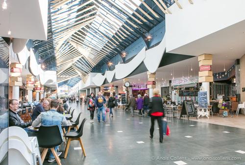Corona-maatregelen regering - Shoppingcenters blijven open