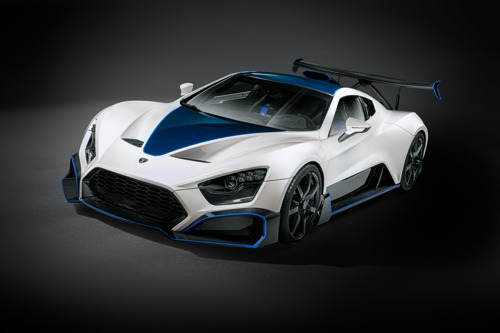 Zenvo Automotive's dealer MOHR GROUP to showcase TSR-S at upcoming IAA Mobility show